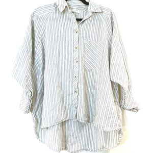 Urban Outfitters Dolman Sleeve Shirt